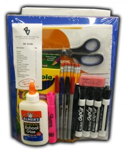 Grade 5 School Pack