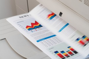 Color Copier-Printer