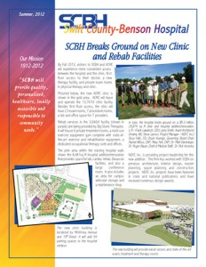 SCBH Newsletter