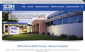 Swift County-Benson Hospital