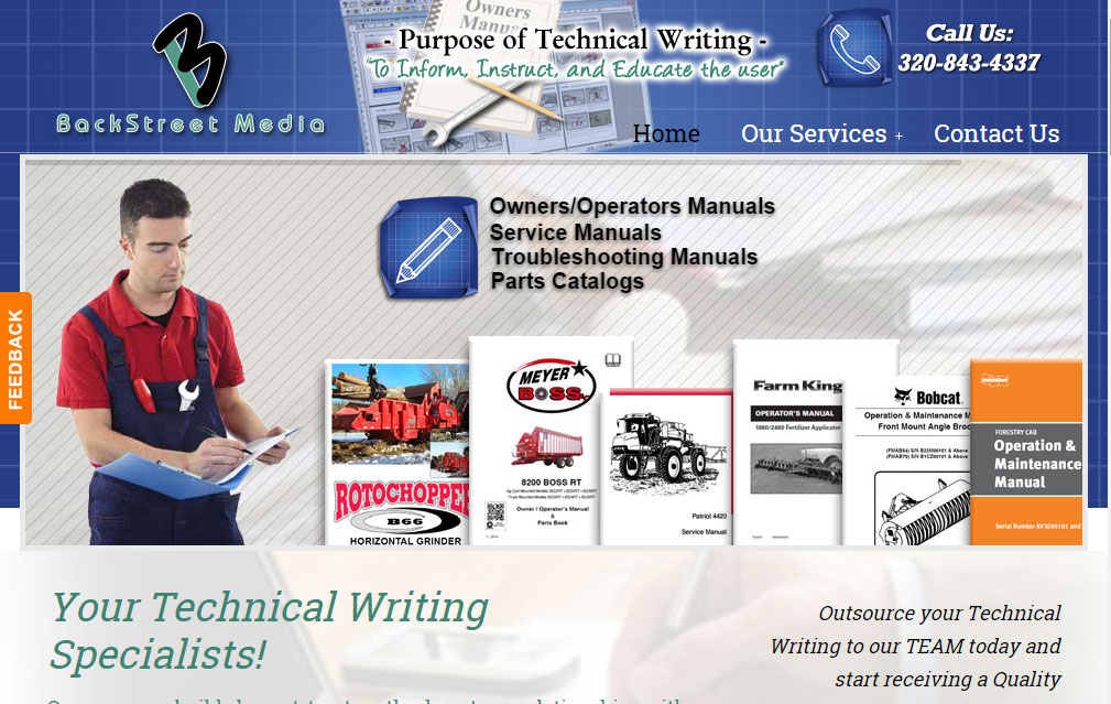 Technical Writing Group