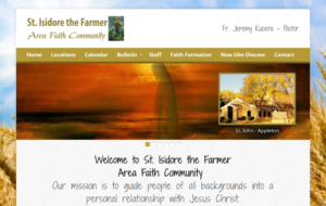 St. Isidore the Farmer Area Faith Community